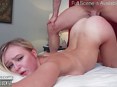 18 year old Picked Up and Fucked Natalia Princess