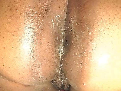 Rough Anal Internal ejaculation For BBW
