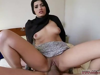 Arab dad xxx 21 year old refugee in my