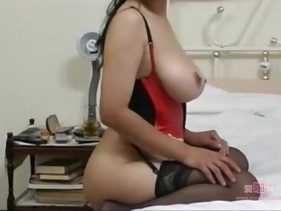 Big Tits Chinese Woman