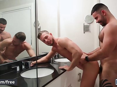 Matthew Parker and Teddy Torres - The Dinner Party Part 2 - Mencom