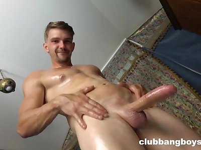 A Day with Tony's Huge Dick