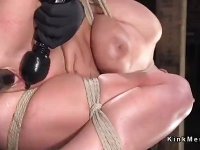 Angela White in Sadism & masochism Action